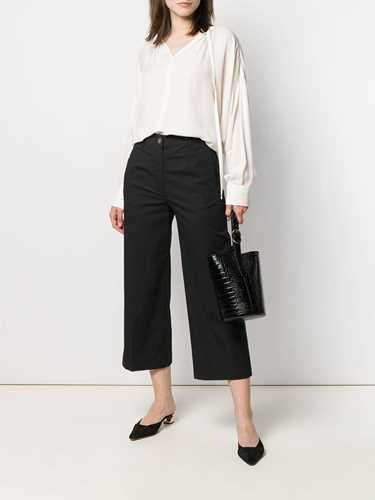 Picture of Semicouture | Flare Tailored Trousers