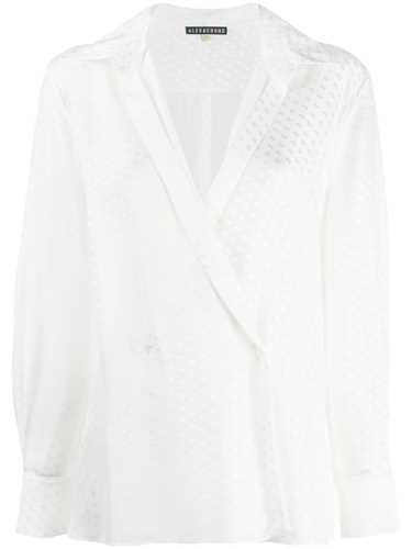 Picture of Alexachung | Paisley Textured Shirt