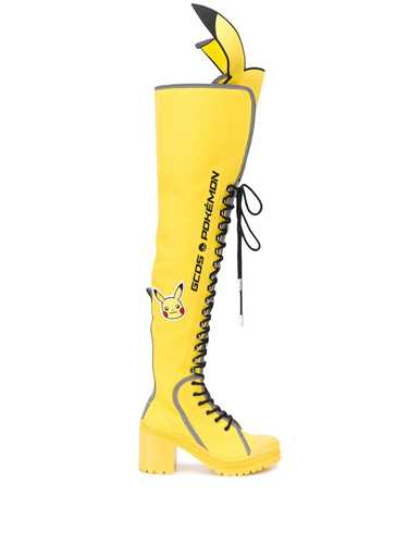 Picture of Gcds | PokÉMon Knee-High Boots