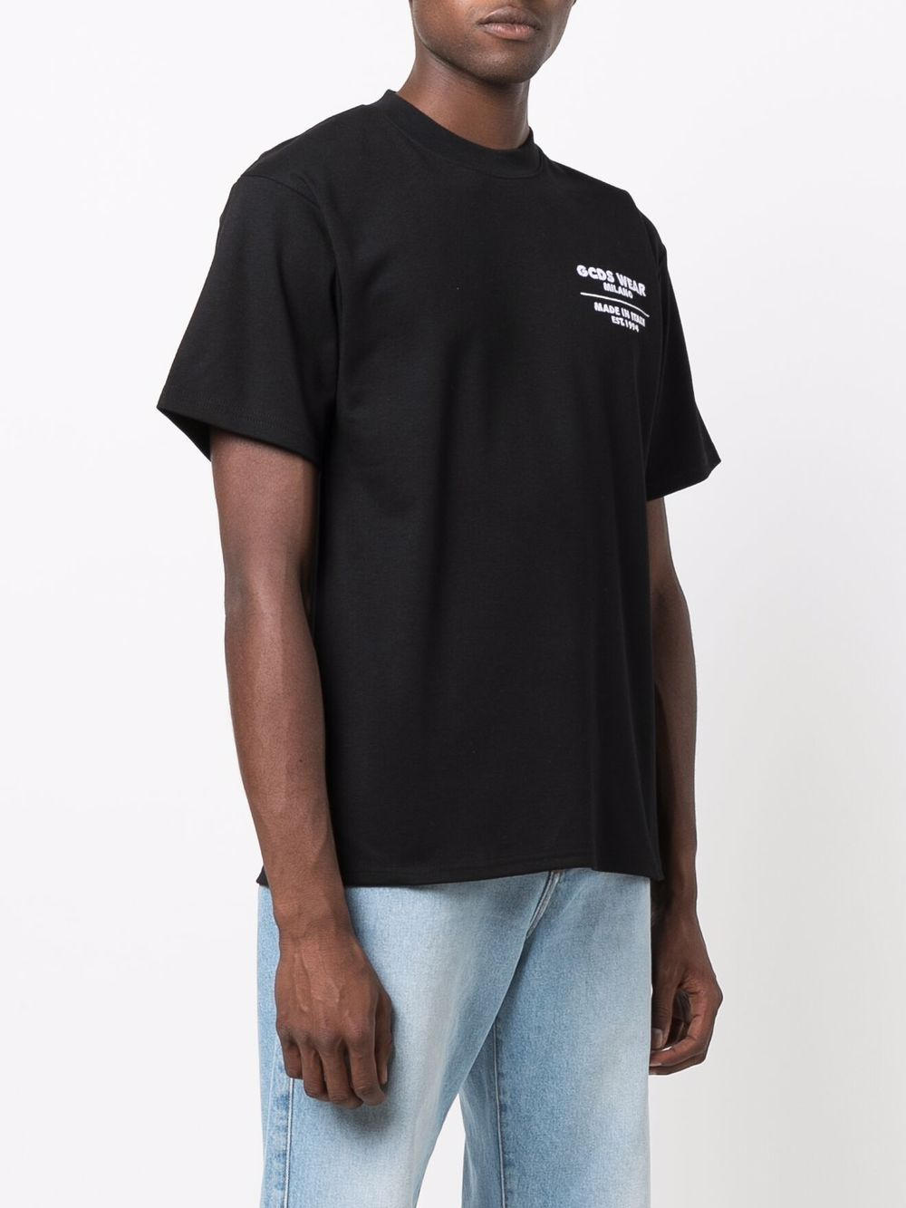 Picture of Gcds | Embroidered-Logo T-Shirt