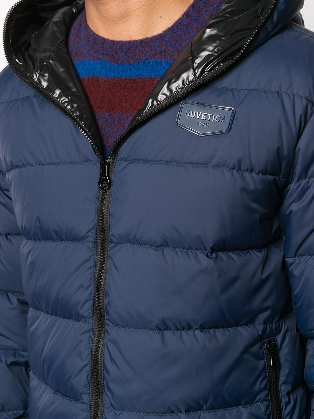Picture of Duvetica | Quilted Down-Padded Jacket