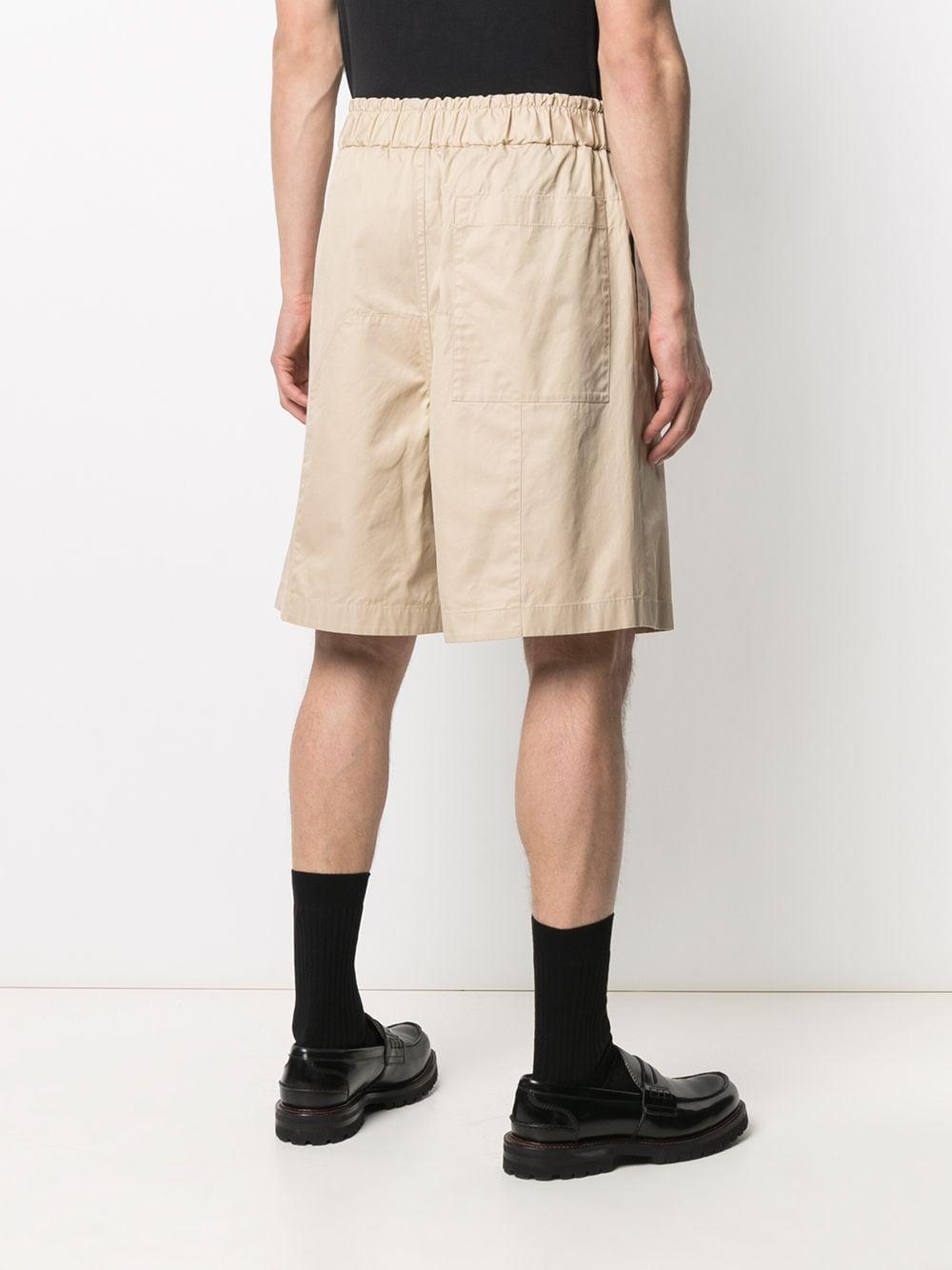 Picture of Jil Sander | Knee-Length Track Shorts