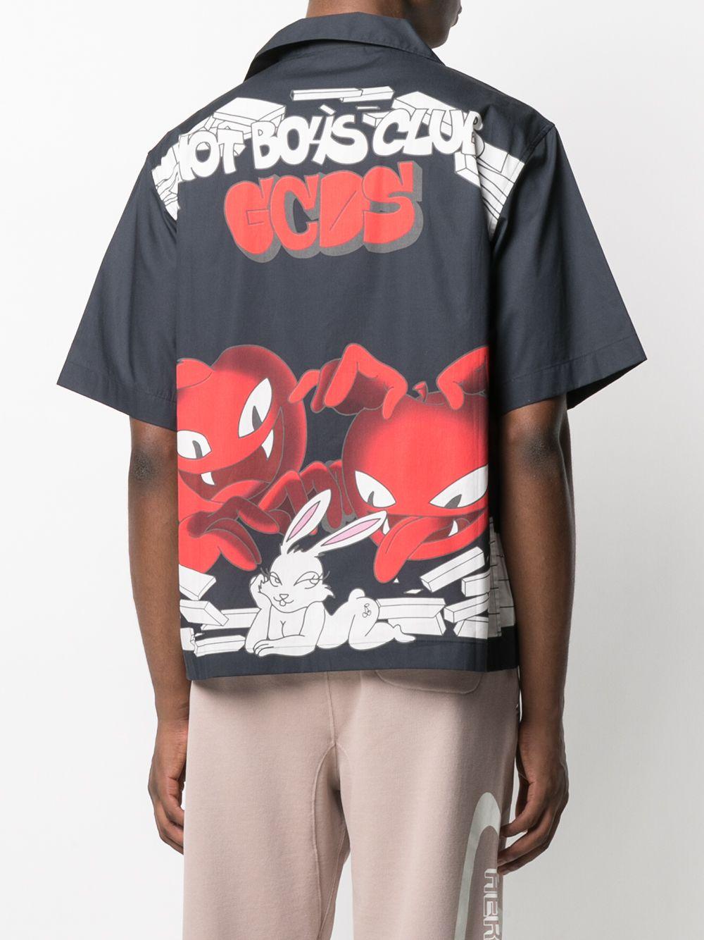 Picture of Gcds   Cartoon-Print Shirt