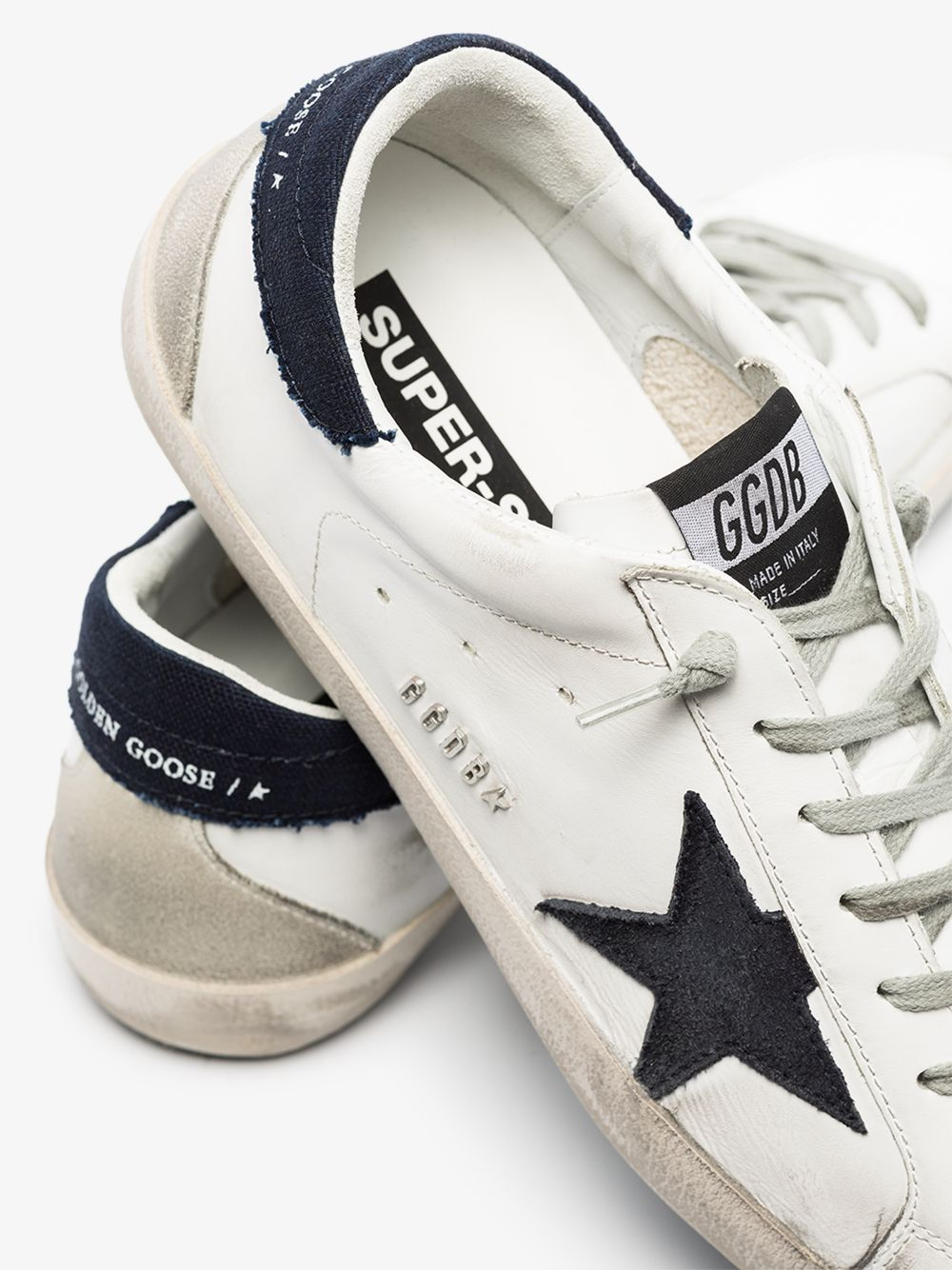 Picture of Golden Goose Deluxe Brand | Superstar Low-Top Sneakers
