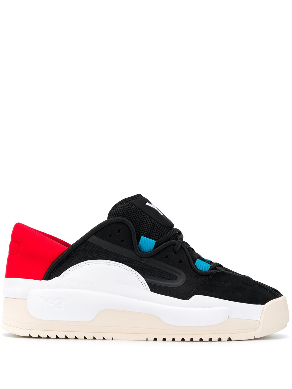 Picture of Adidas Y-3 | Hokori Low-Top Trainers