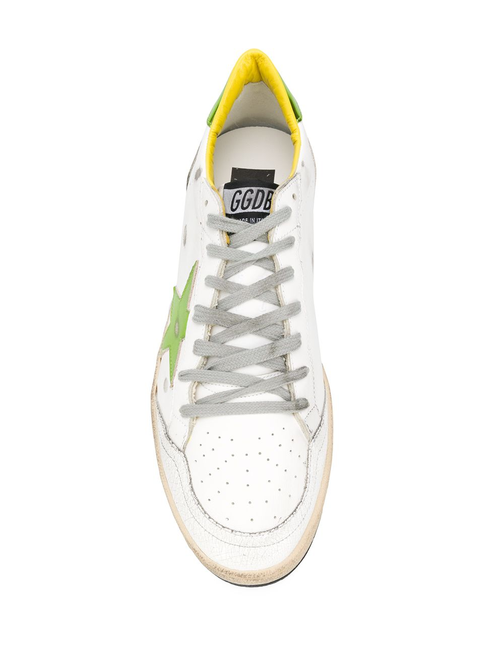 Picture of Golden Goose Deluxe Brand   Ball Star Sneakers