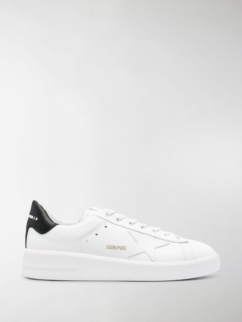 Picture of Golden Goose Deluxe Brand | Pure Lace-Up Sneakers