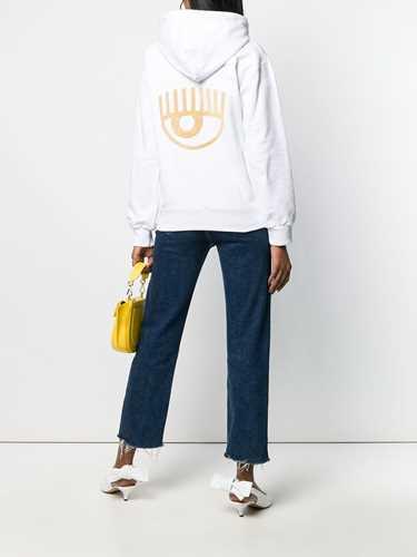 Picture of Chiara Ferragni | Logo Print Hoodie