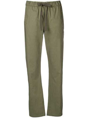 Picture of Semicouture | Drawstring Waist Trousers