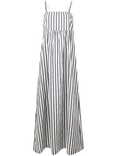 Picture of Semicouture | Striped Maxi Dress