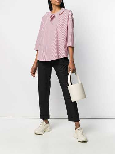 Picture of Semicouture   Ruffle Shirt