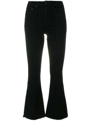 Picture of Rag&Bone   Crop Flare Jeans