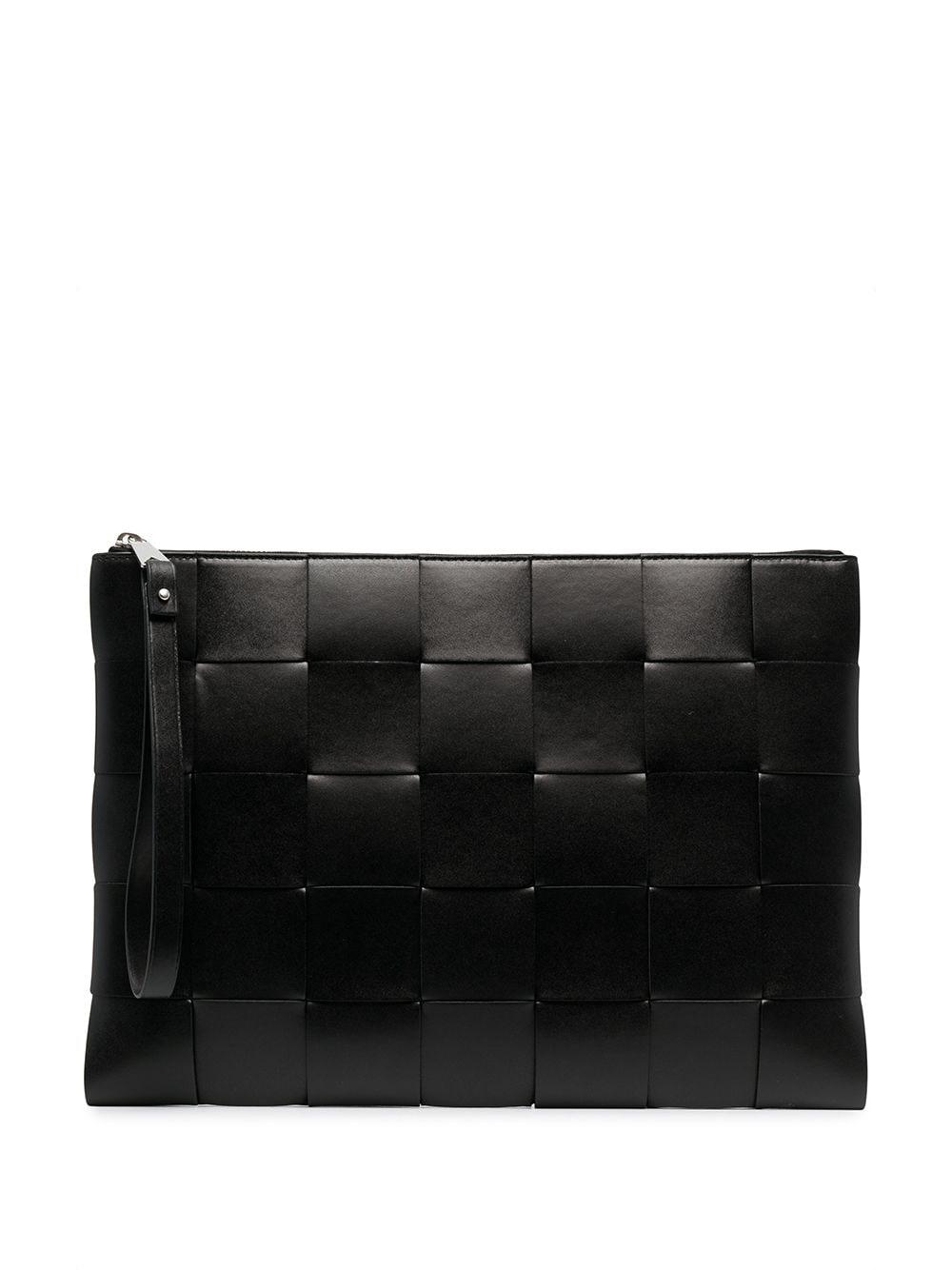 Picture of Bottega Veneta   Intrecciato Clutch Bag