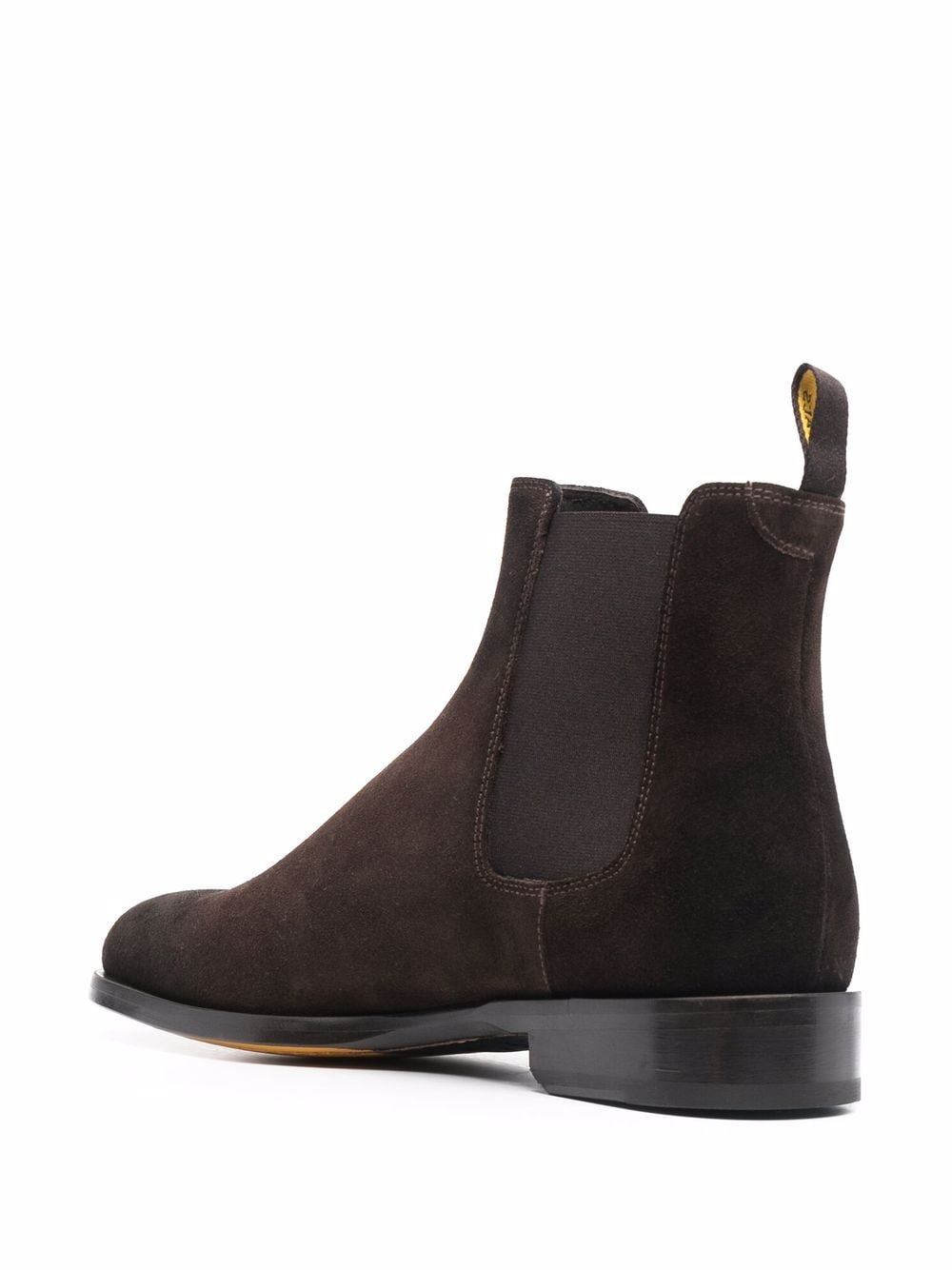 Picture of Doucal`S | Suede Chelsea Boots