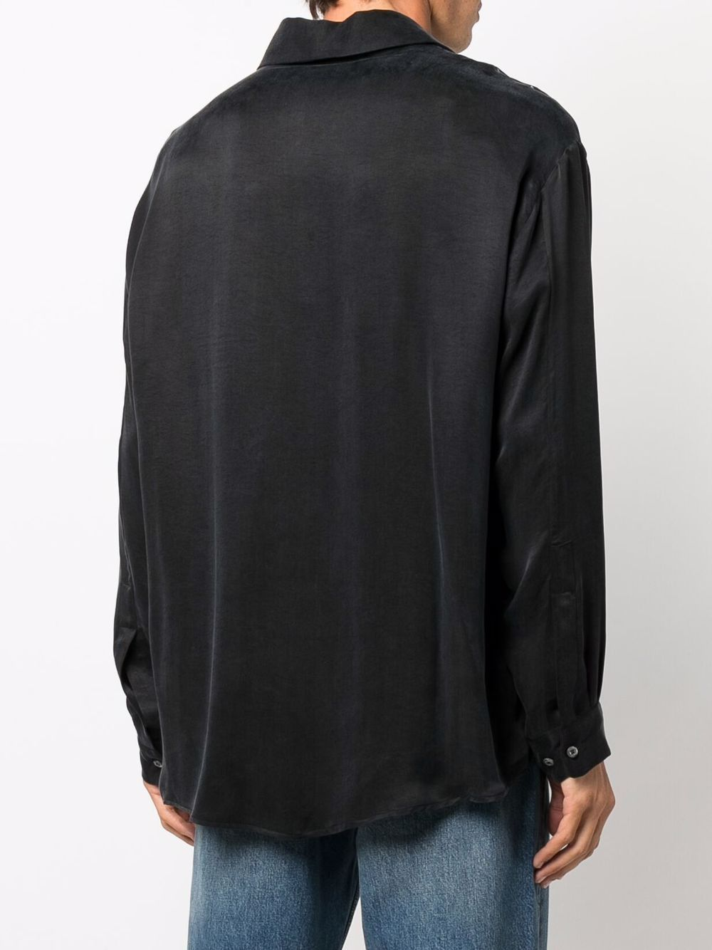 Picture of 424 | Graphic-Print Long-Sleeve Shirt