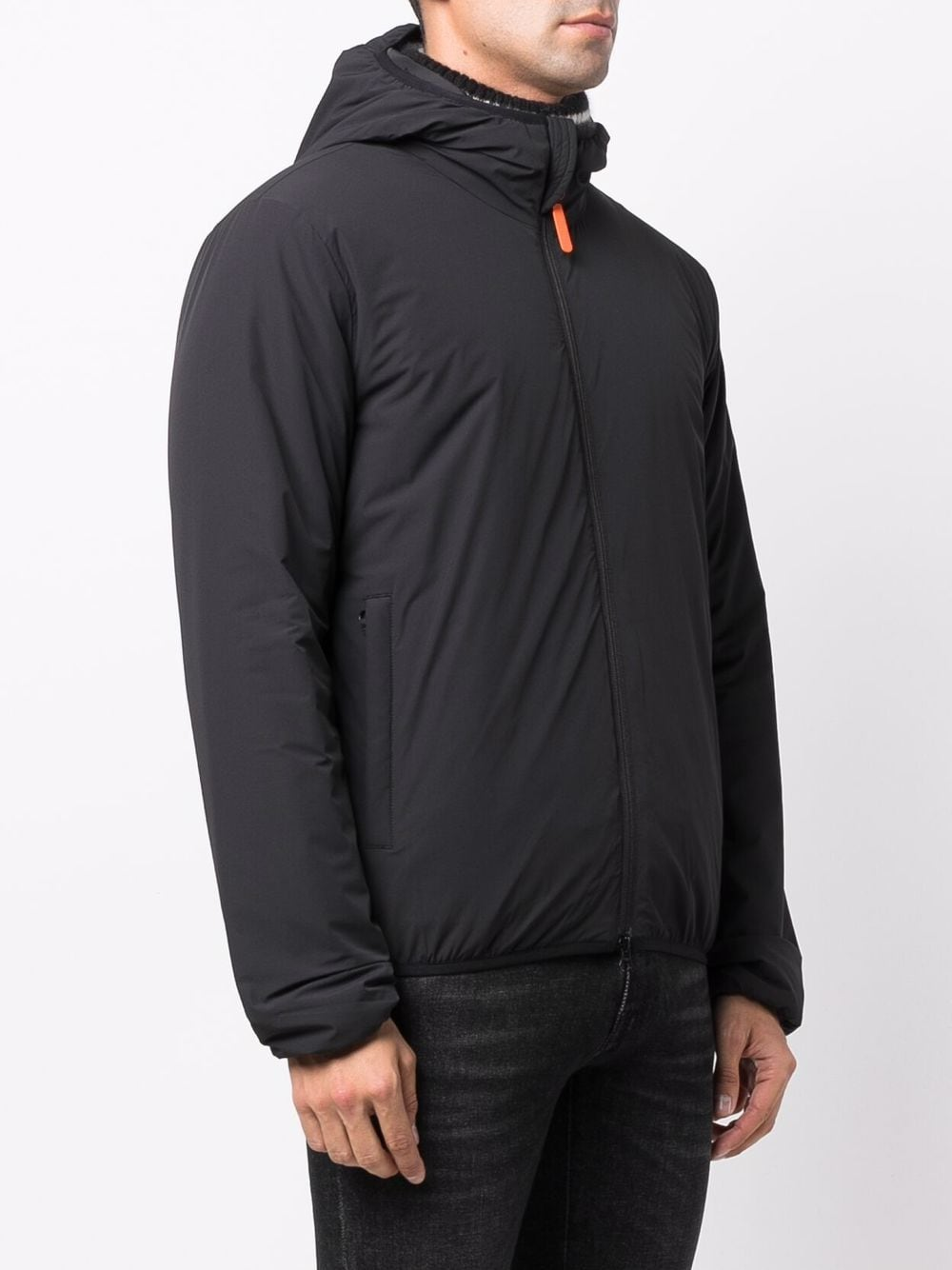 Picture of Aspesi   Hooded Zip-Up Jacket
