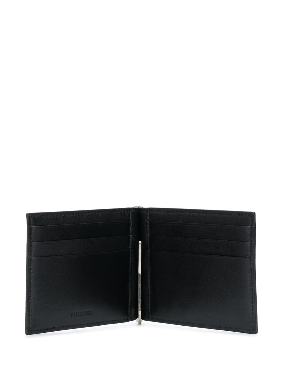 Picture of Balenciaga | Logo Money-Clip Cardholder