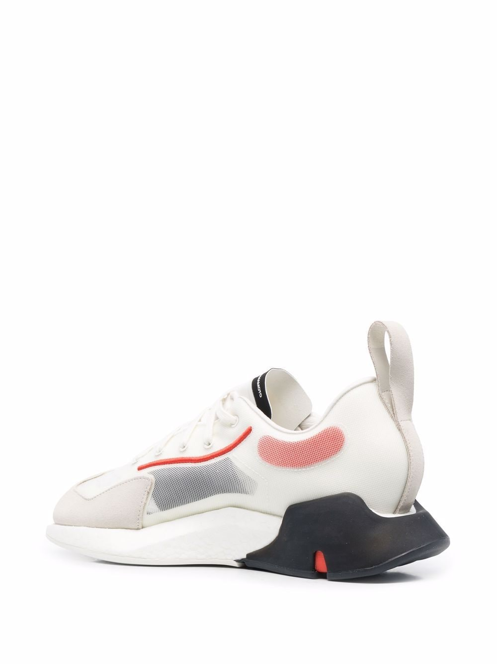 Picture of Adidas Y-3 | Panelled Low-Top Sneakers