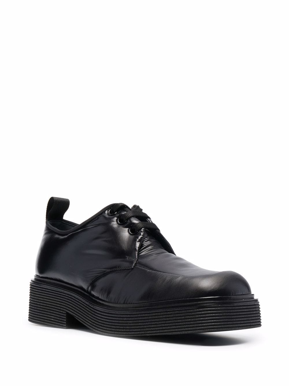 Picture of Marni | Square-Toe Derby Shoes