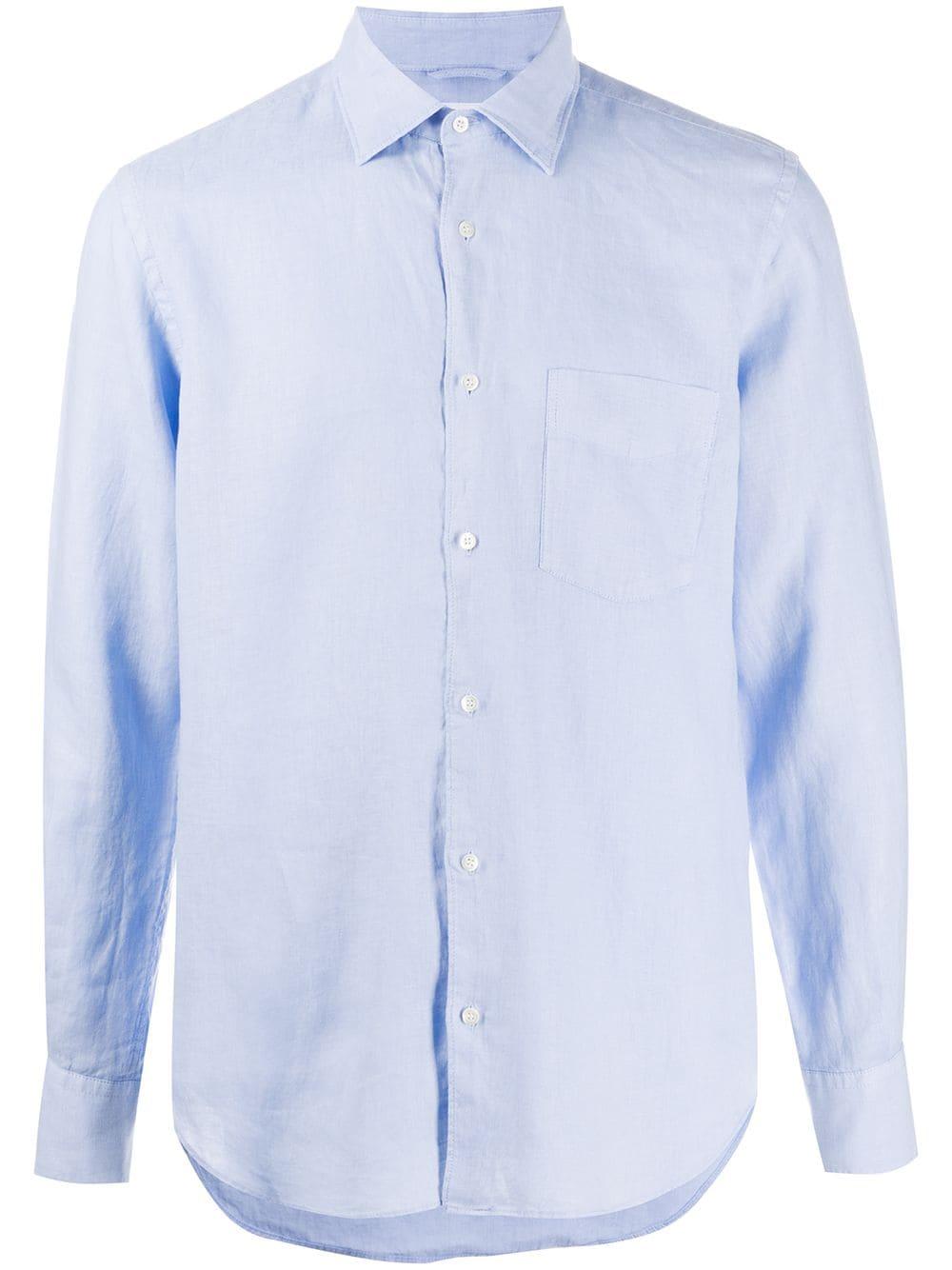 Picture of Aspesi | Camisa Linen Shirt