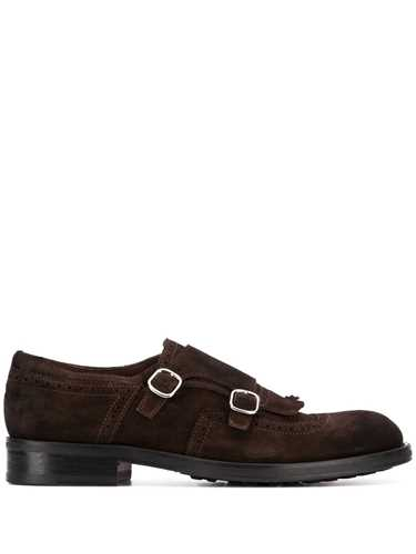 Picture of Doucal`S | Side Buckle Shoes