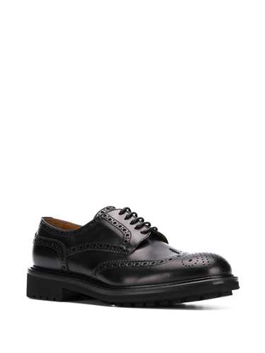 Picture of Doucal`S | Lace-Up Oxford Shoes