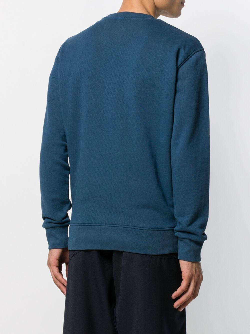 Picture of Maison Kitsune`   `Kool Fox` Print Sweatshirt