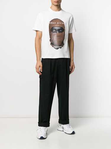 Picture of Ih Nom Uh Nit | `Runway Division` Print T-Shirt