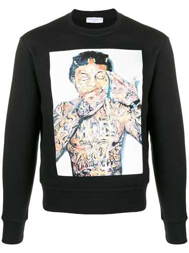 Picture of Ih Nom Uh Nit | Lil Wayne Print Sweatshirt
