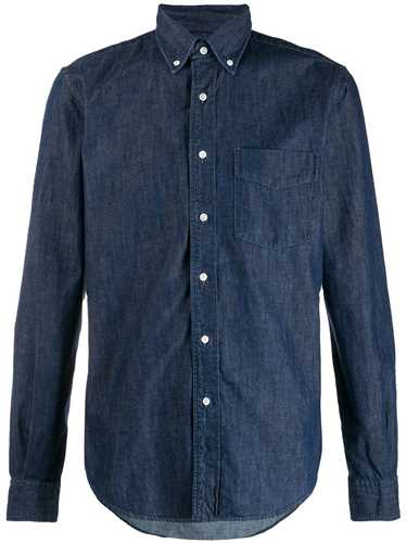 Picture of Aspesi | Long Sleeved Denim Shirt
