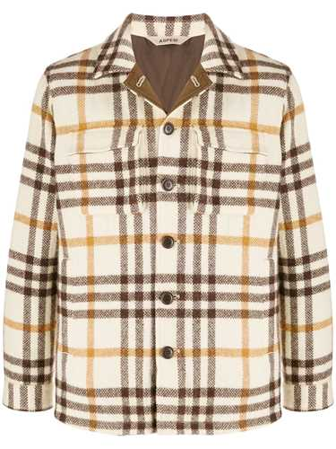 Picture of Aspesi | Check Shirt Jacket