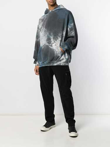 Picture of Buscemi | Tie-Dye Print Hoodie