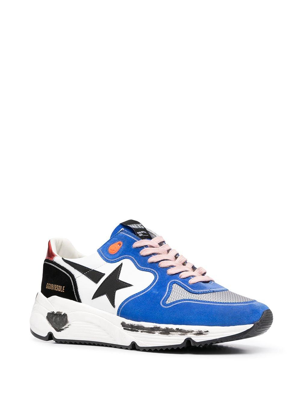 Picture of Golden Goose Deluxe Brand | Running Sole Sneakers