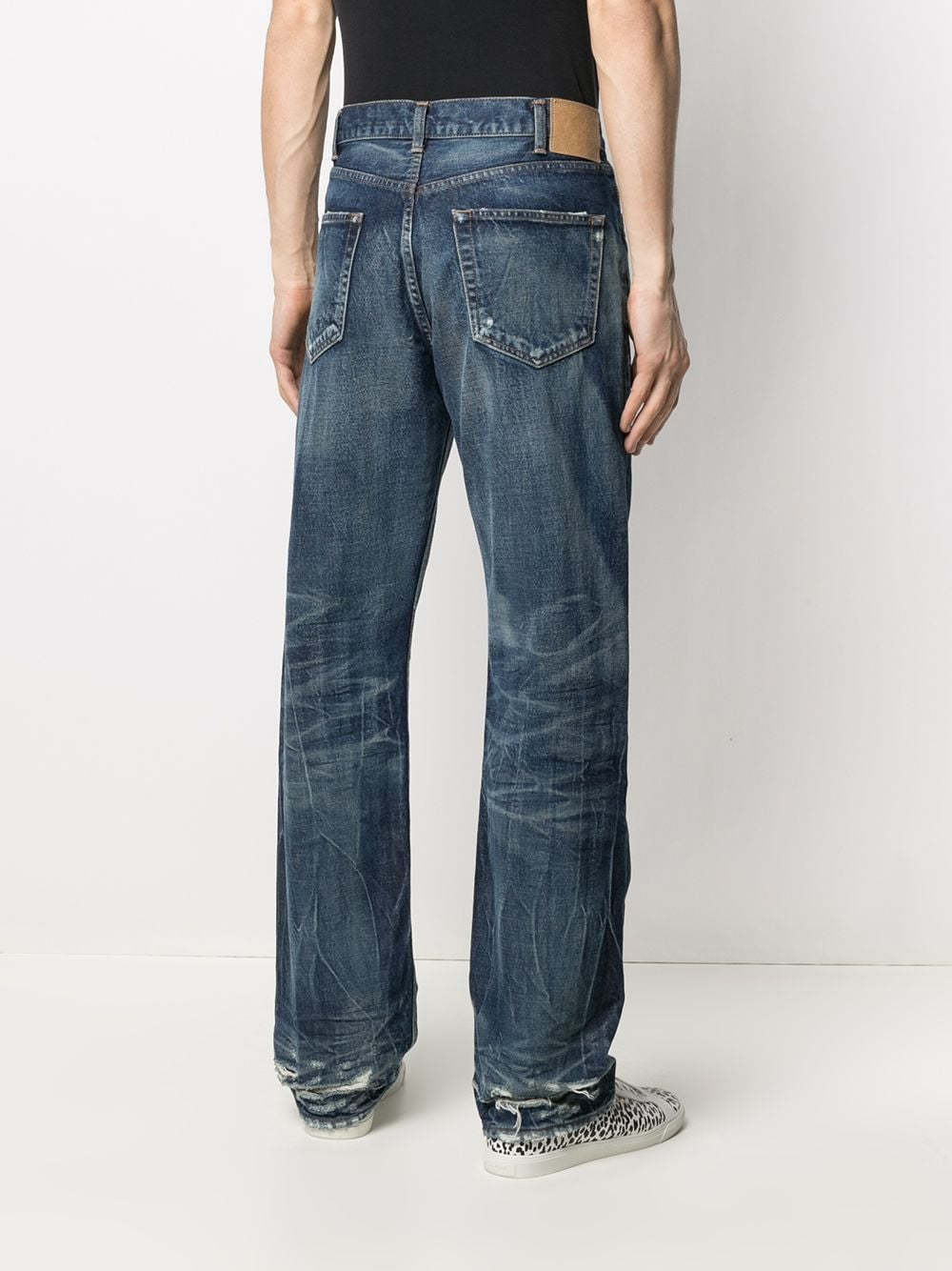 Picture of Celine | 90`S Jeans In Moonlight Wash