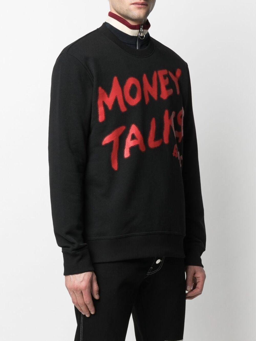 Picture of Ih Nom Uh Nit | Money Talks Sweatshirt