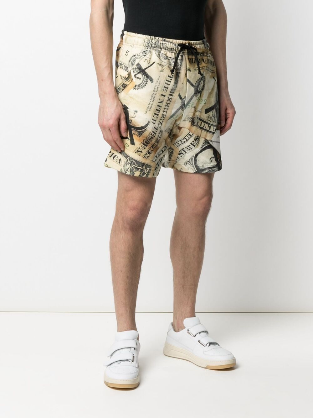Picture of 424 | Dollar Print Shorts