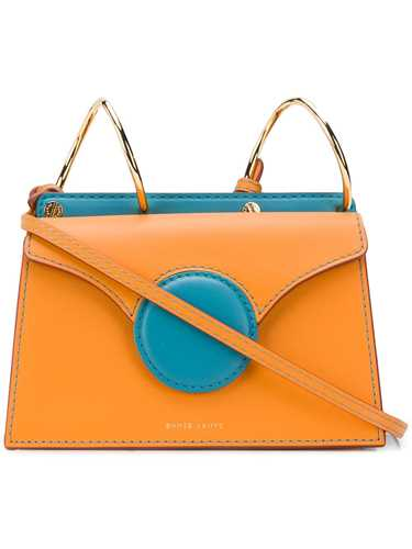 Picture of Danse Lente | Phoebe Mini Leather Crossbody Bag