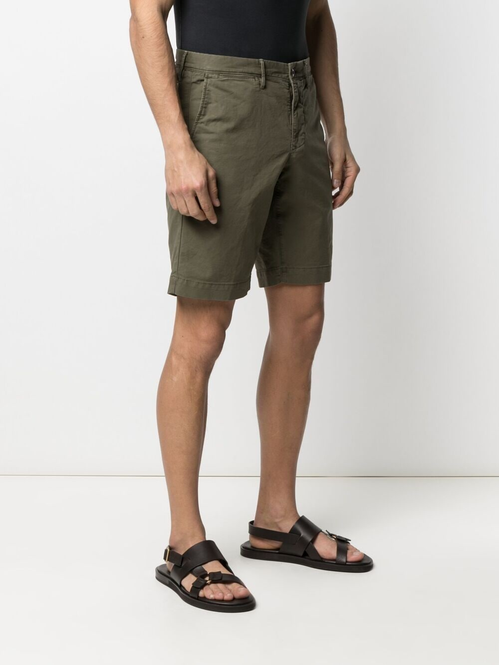 Picture of Incotex | Bermuda Knee-Length Shorts