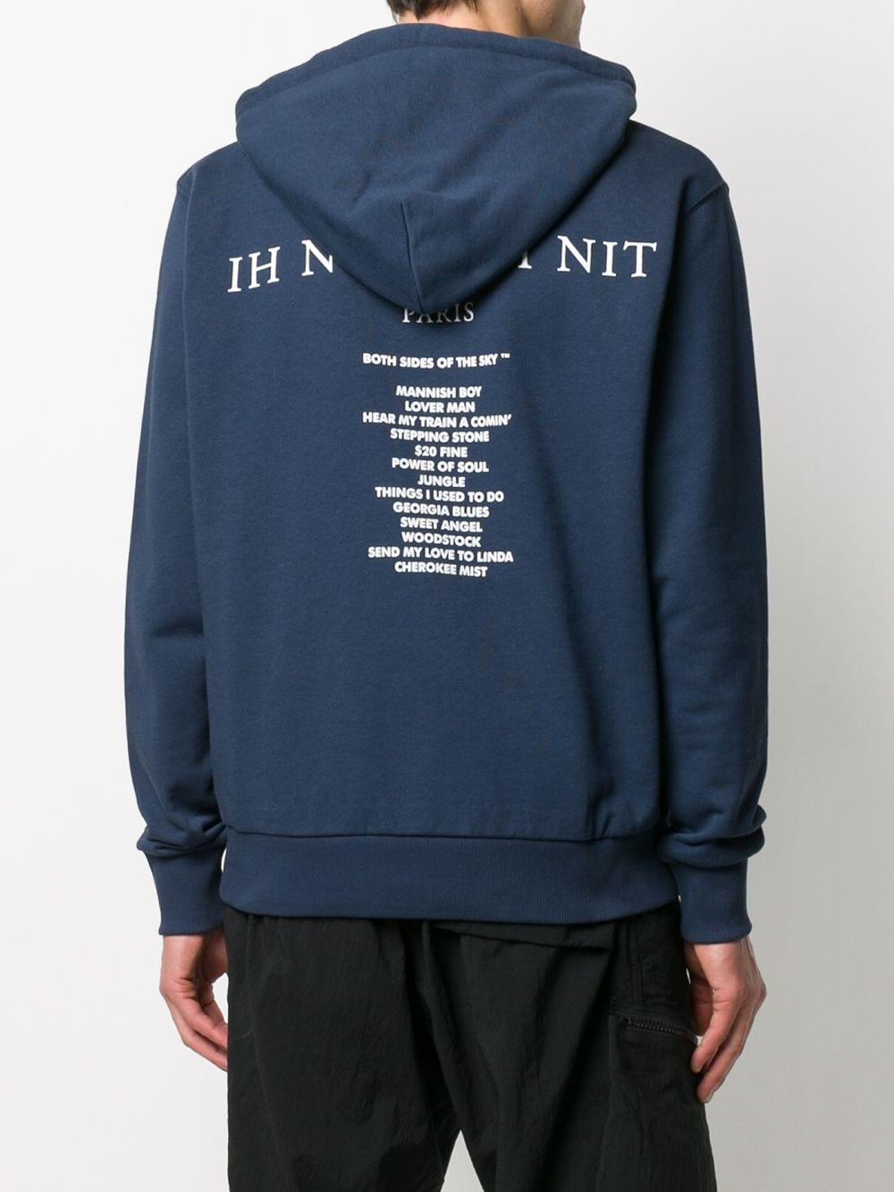 Picture of Ih Nom Uh Nit | Jimi Hendrix Print Hoodie