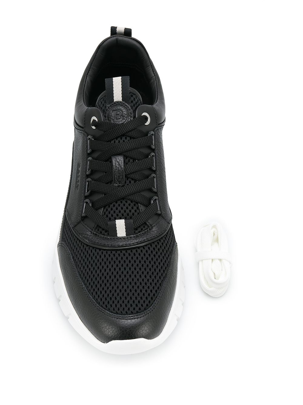 Picture of Bally | High Top Platform Sneakers