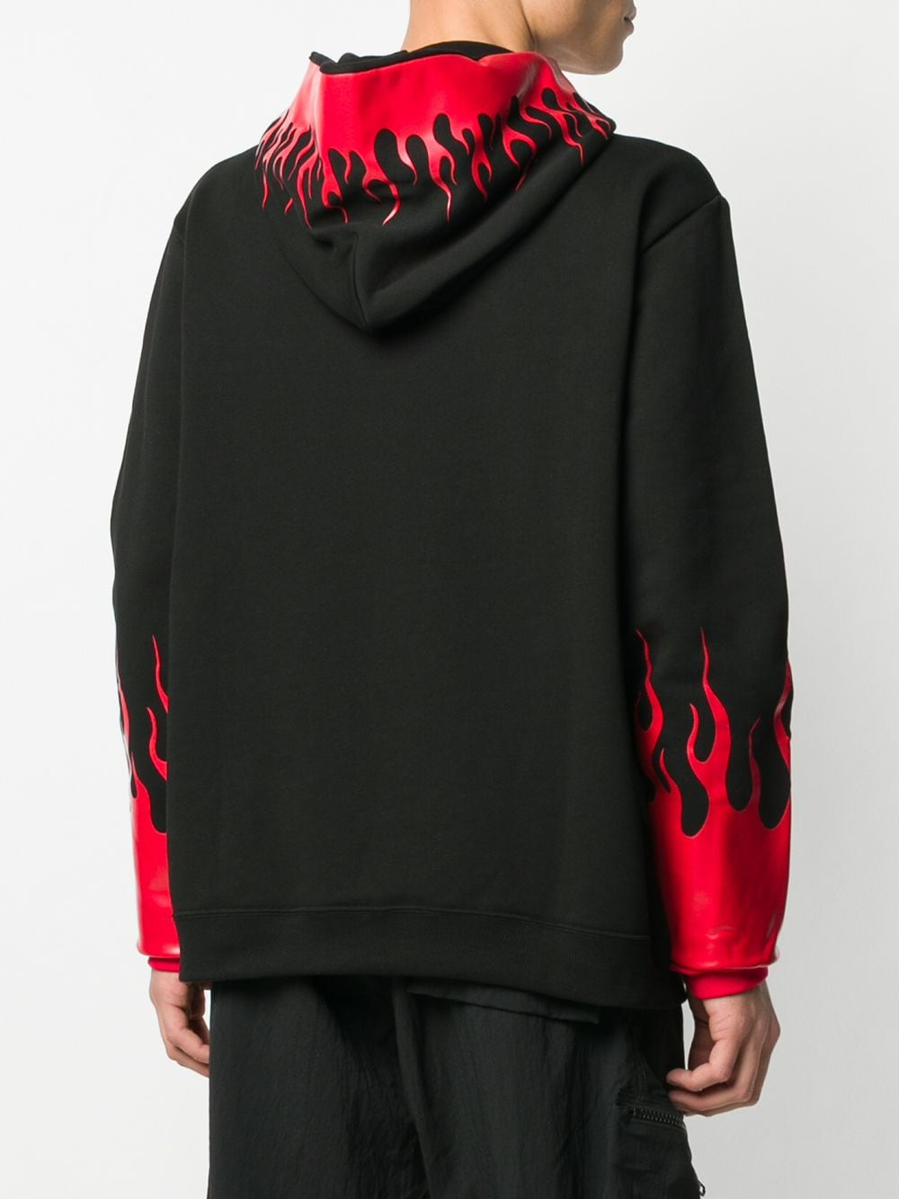 Picture of Vision Of Super | Flames 2.0 Relaxed-Fit Hoodie
