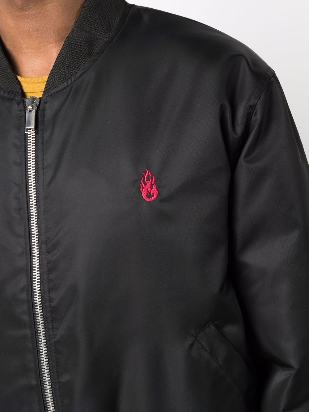 Picture of Vision Of Super   Zipped Bomber Flames