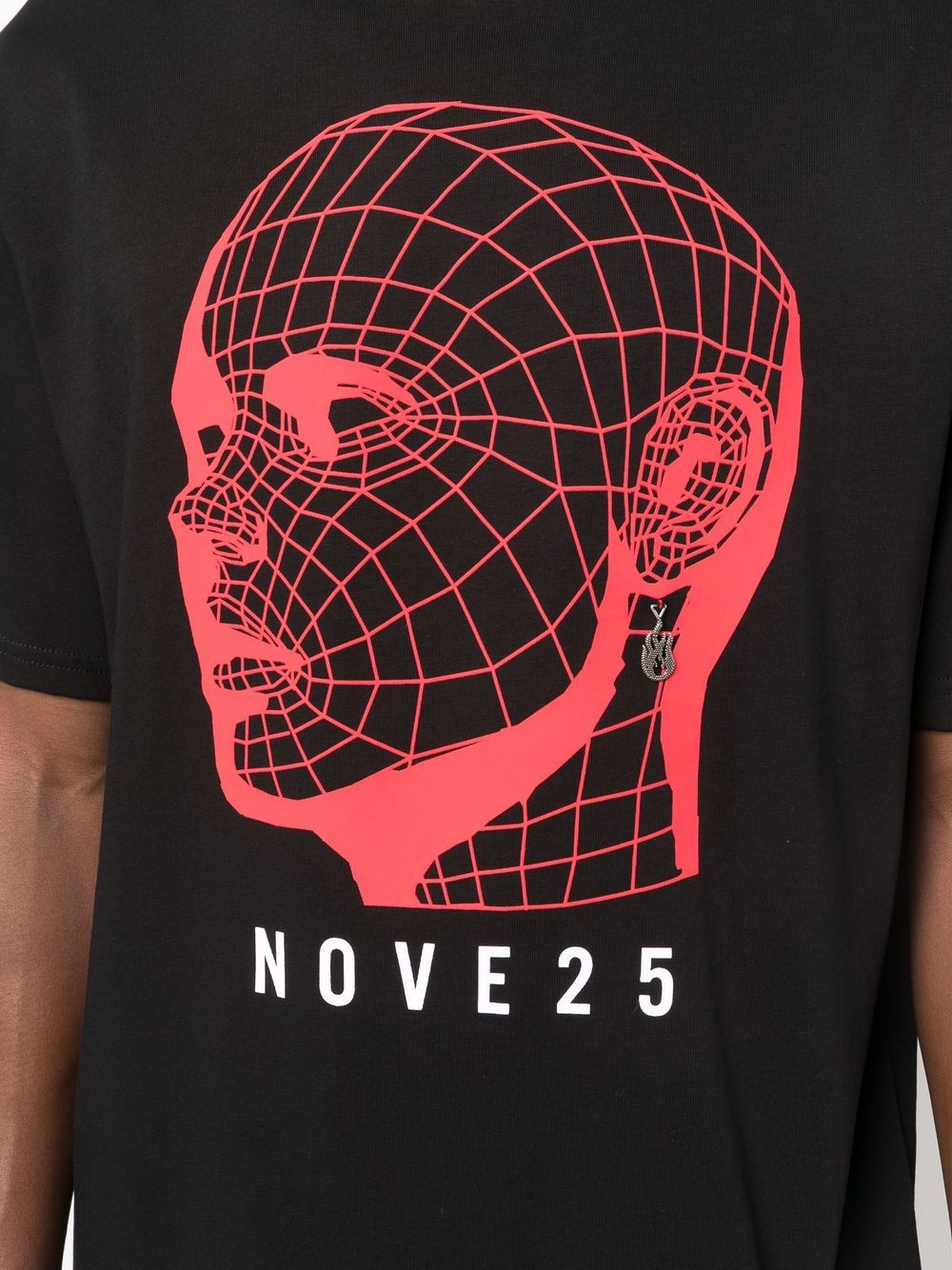 Picture of Vision Of Super   Graphic-Print T-Shirt