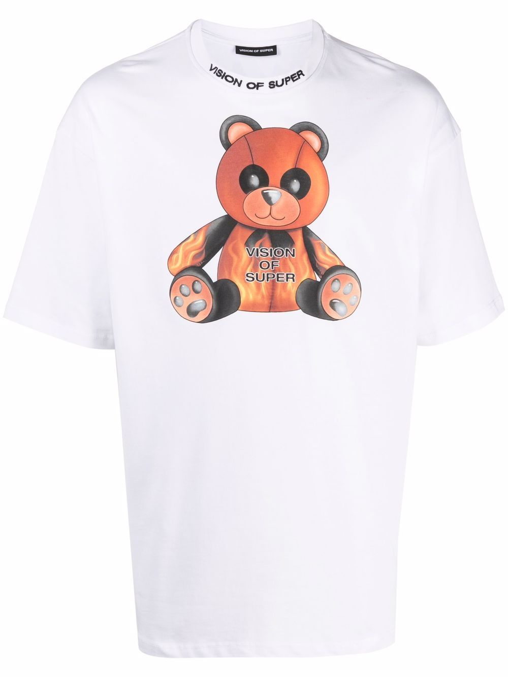 Picture of Vision Of Super   Logo Bear T-Shirt