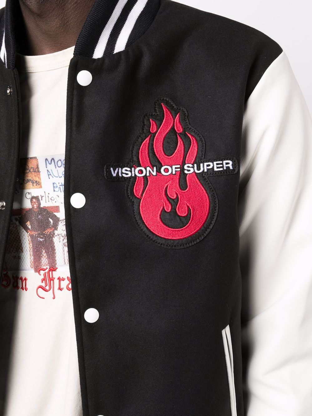 Picture of Vision Of Super | College Teddy Flames