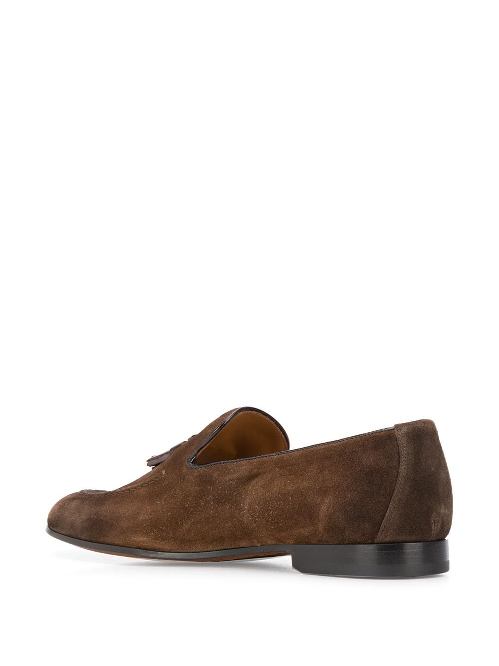 Picture of Doucal`S | Tassel Suede Loafers