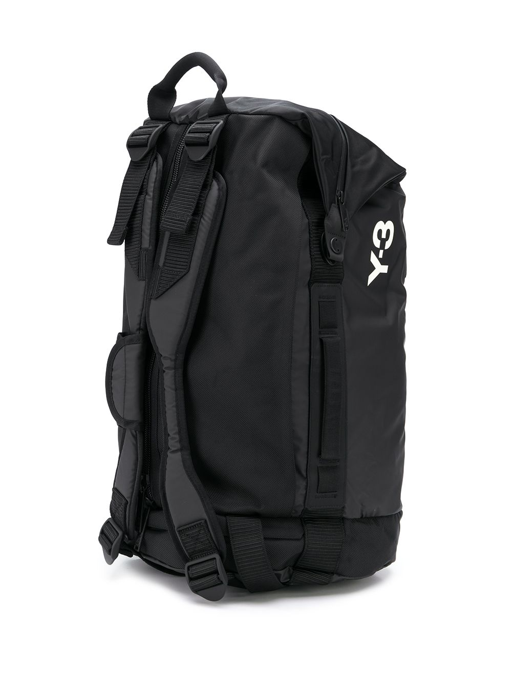 Picture of Adidas Y-3 | Printed Logo Backpack