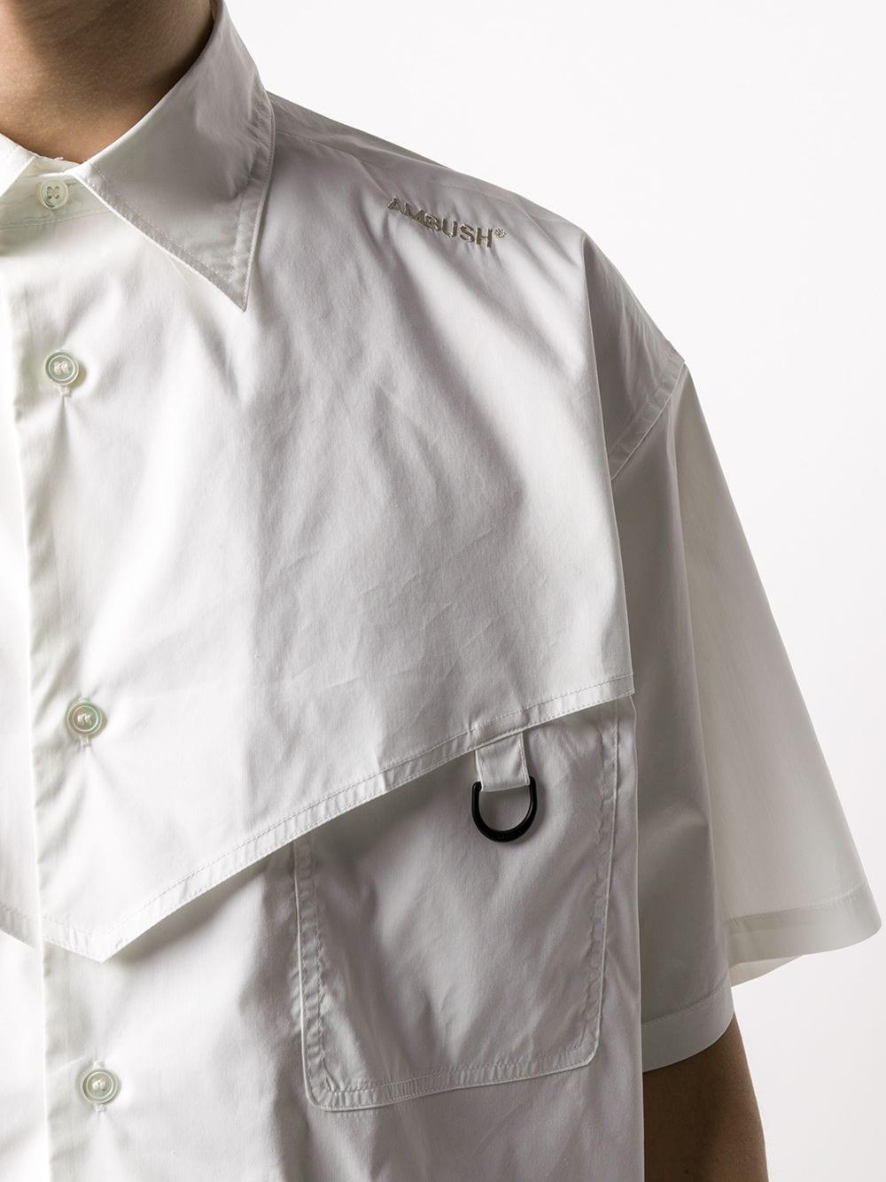 Picture of Ambush | Short Sleeve Boxy Fit Shirt