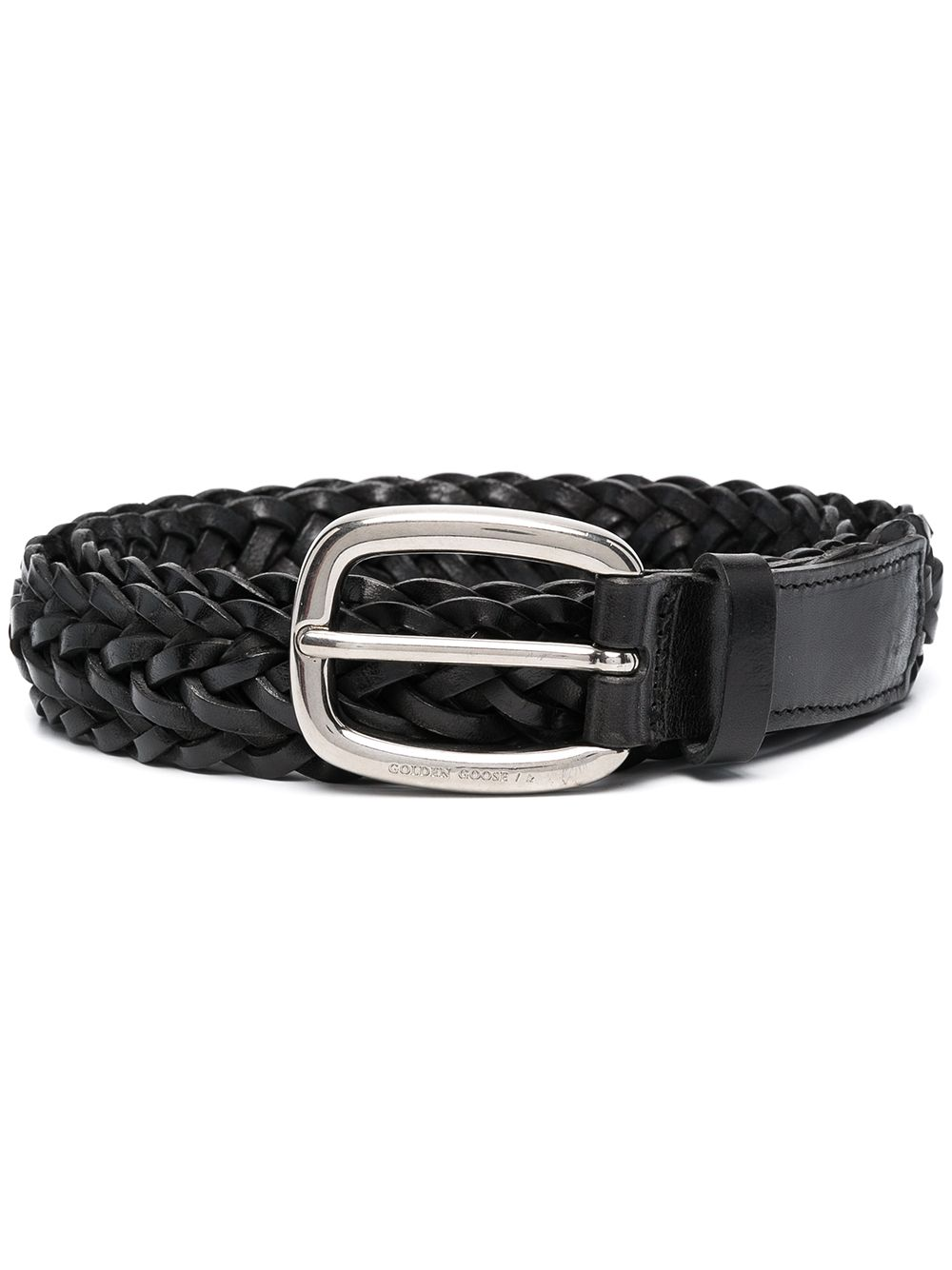 Picture of Golden Goose Deluxe Brand | Houston Braided Belt