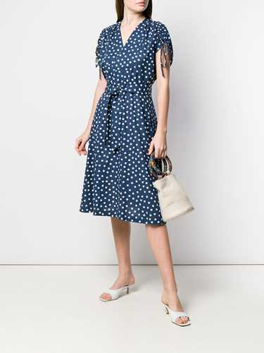 Picture of A.P.C. | Dot Belted Dress